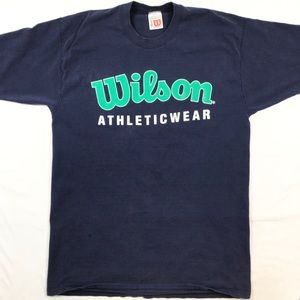 Vintage Wilson athletics T-shirt